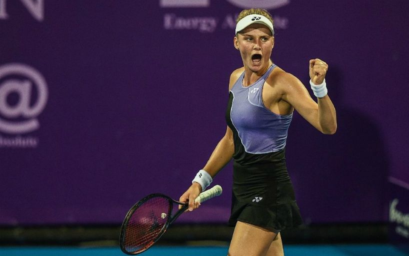 Dayana Yastremska I Proved That I Can Win Without My Mother But For Her In 2020 I Can Mother Without Me