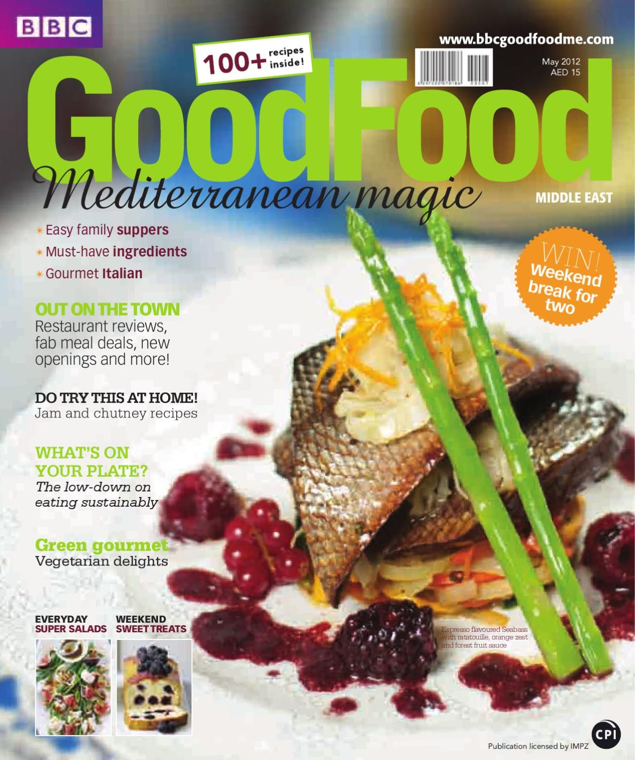 Bbc good food middle east magazine middle east bbc and everyday bbc good food middle east magazine may 2012 issue bbc good food middle east is forumfinder Images