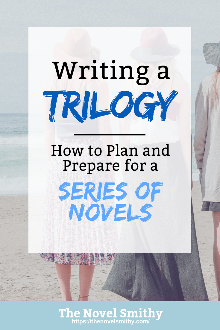 Photo of Writing a Trilogy: How to Plan a Series of Novels | The Novel Smithy