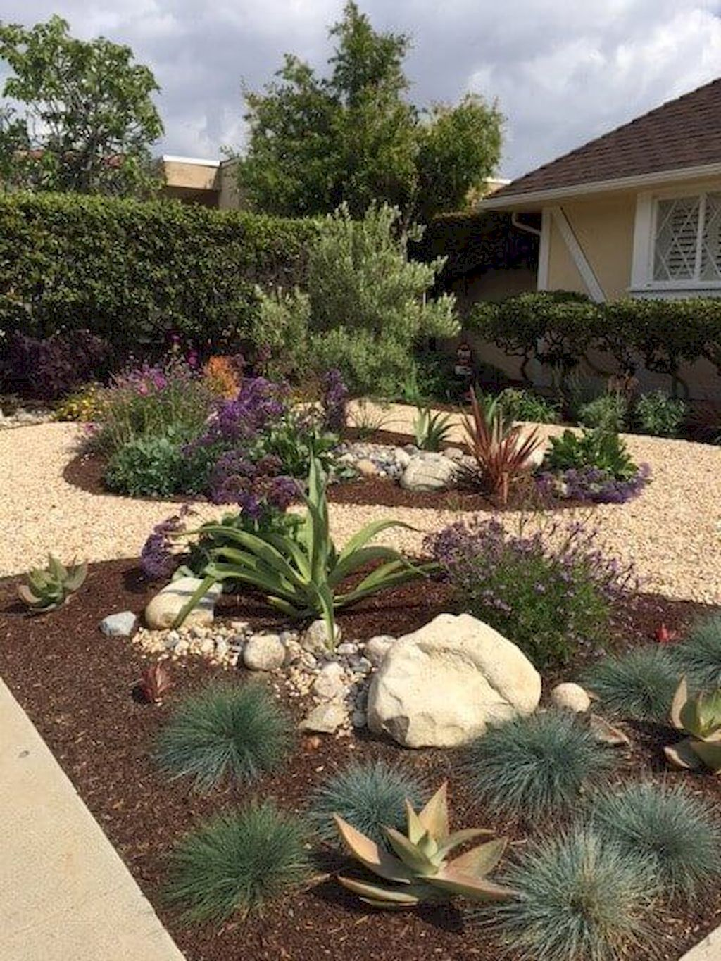 75 gorgeous small front yard landscaping ideas front on gorgeous small backyard landscaping ideas id=57251