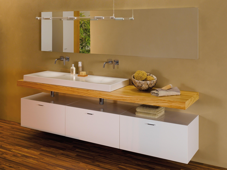 Badezimmer Waschtisch ~ Bettebowl waschtisch eckig von bette badezimmer ideen
