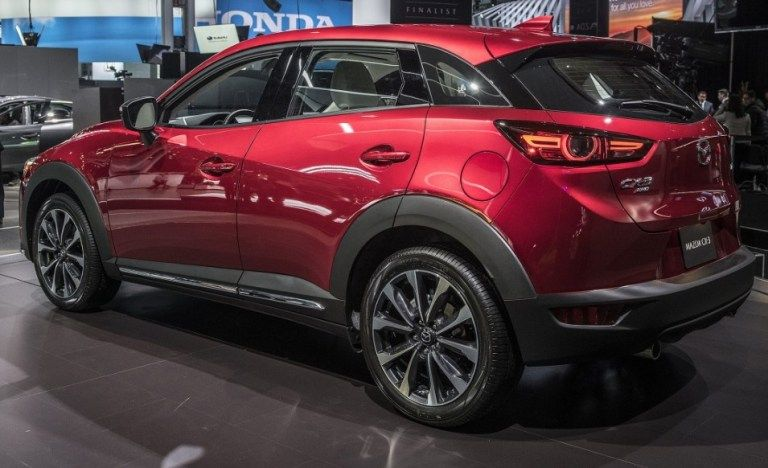 Mazda Cx 3 Release Date >> With A 2020 Mazda Cx 3 Innovative Driver Assistance