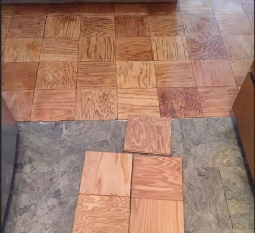 Unit Block Wood Flooring 9 Oak Tongue In Groove Floor Tiles And