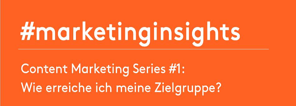 #marketinginsights Chat Insights über #ContentMarketing