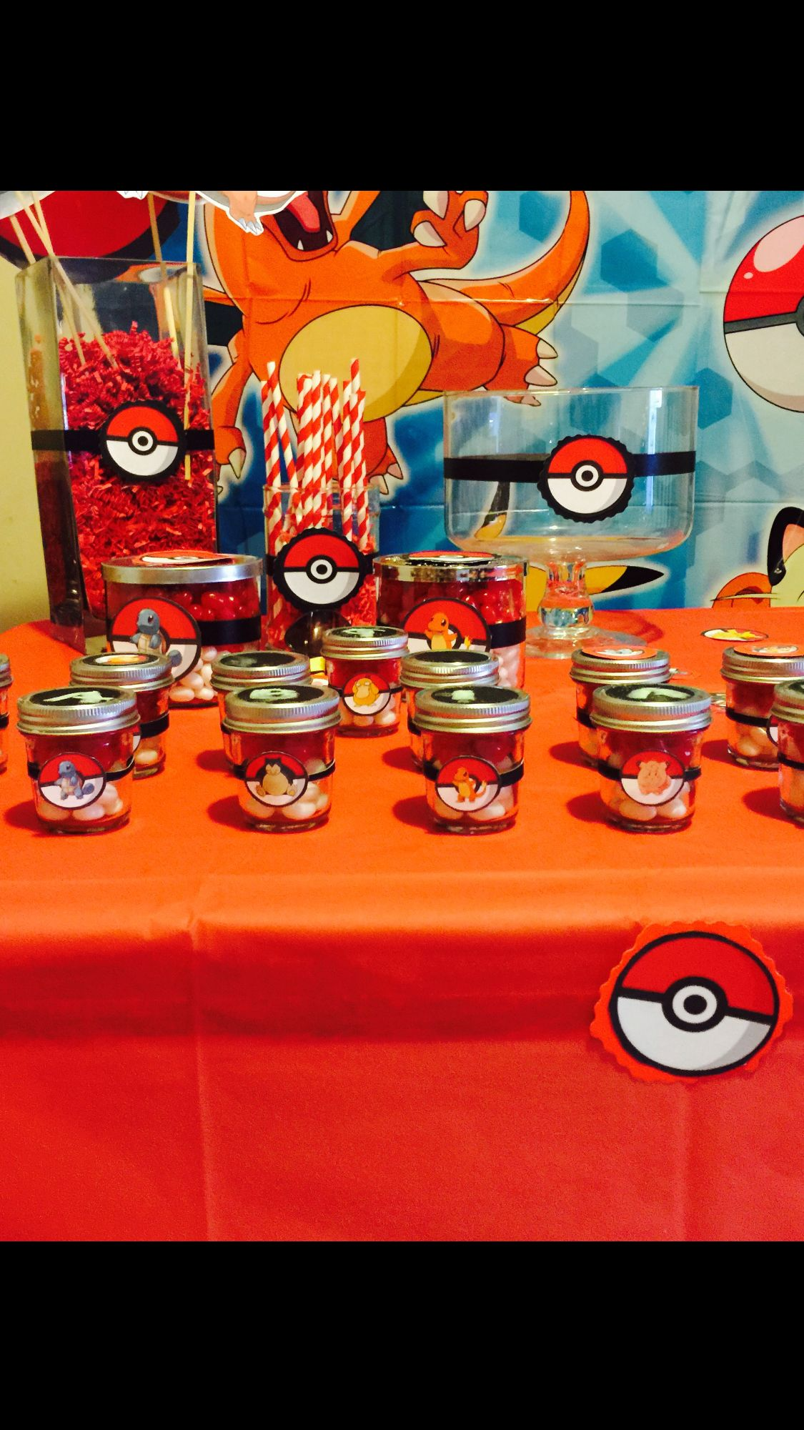 Bath and body works candle mason jars recycled for Pokemon
