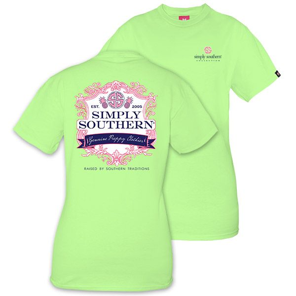 09ec289cf6b Simply Southern Royalty Short Sleeve Shirt
