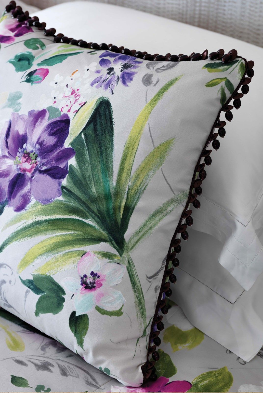Rosslyn cushion pillow talks pinterest nina campbell designer