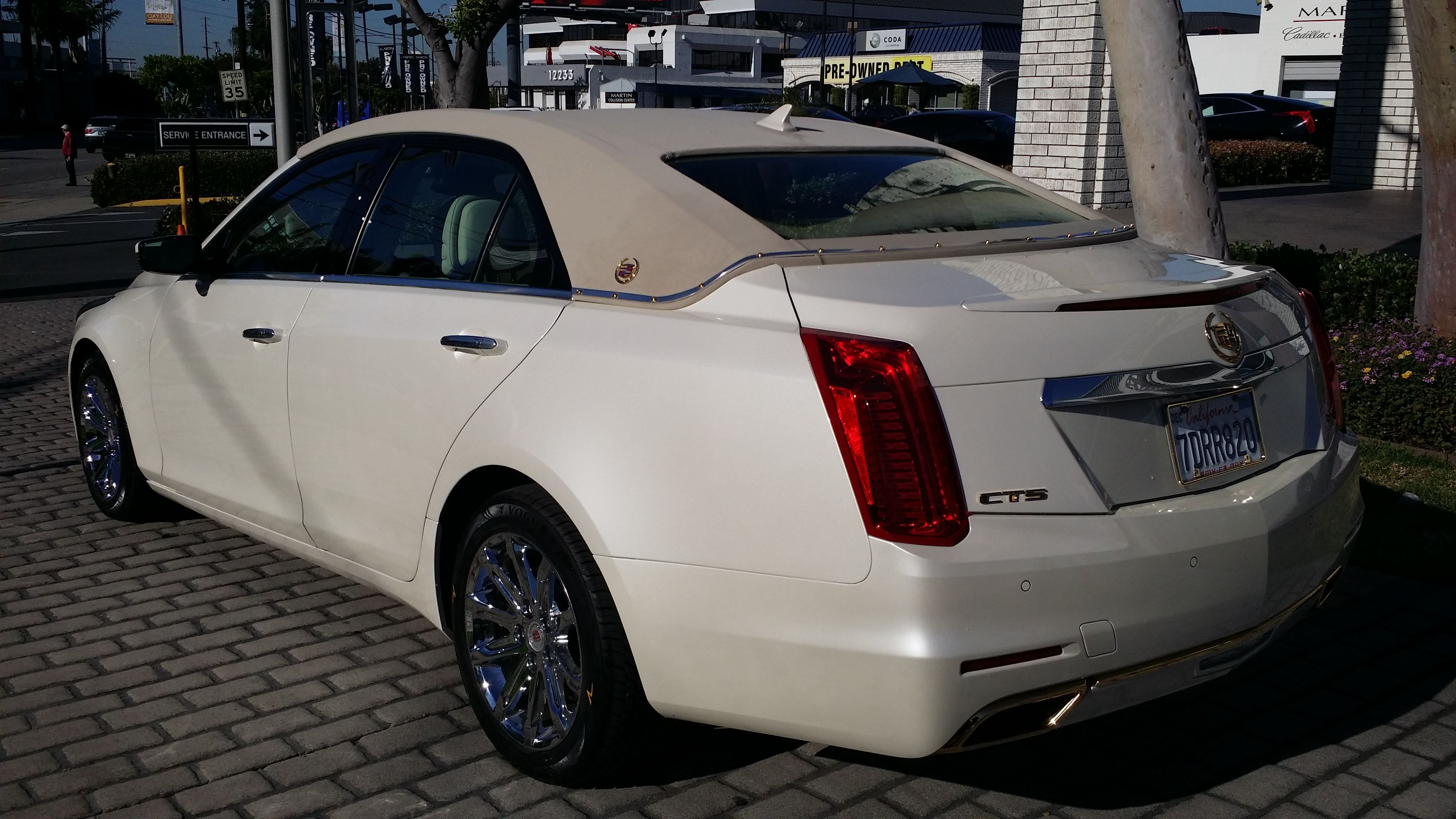 Cadillac custom grilles custom auto paint gm auto accessories in los angeles martin automotive group