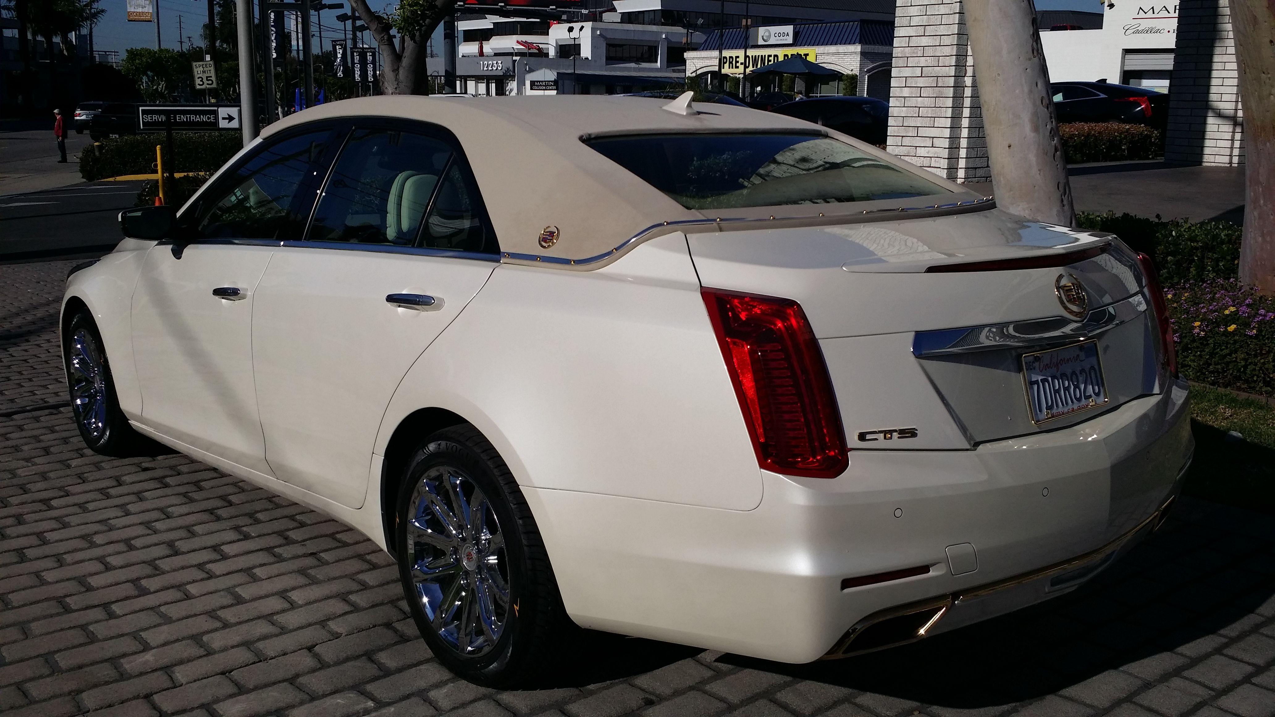 Martin Automotive Group >> Cadillac Custom Grilles Custom Auto Paint Gm Auto