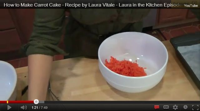 how to make a carrot cake recipe Healthy Carrot Cake Recipe with Fruits