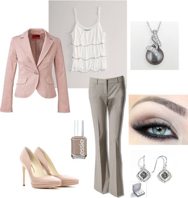 """Sexed Up Work - Friday"" by owleyes169 on Polyvore"