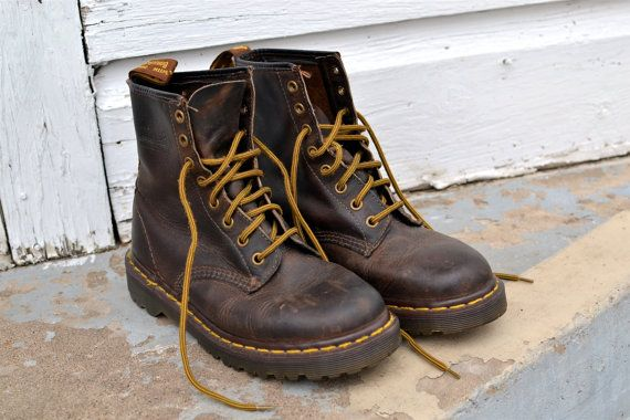 Dr Martens Boots Doc Martens Womens Size by thejabberwockyshop, $69.00 on Etsy