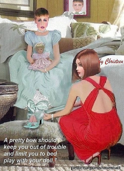 Pin By Harry On Women In Charge Sissy Boy Sissy Maid