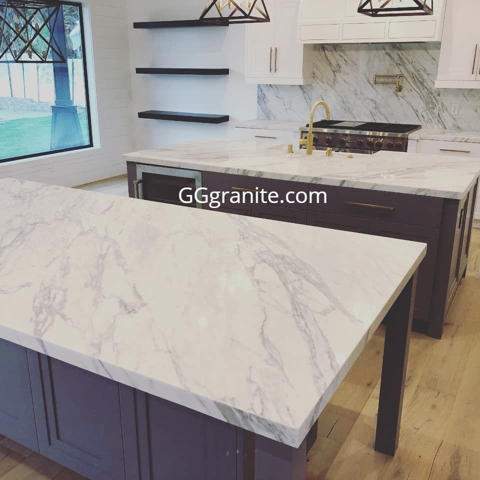 White Quartz Kitchen Prefab Granite Countertops Modern Kitchen Countertops Countertops