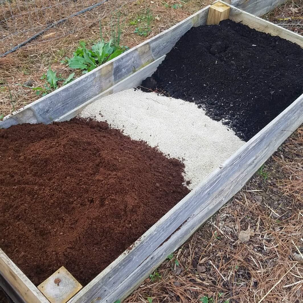 3 Raised Bed Soil Mixes Compared in 2020 Garden soil mix