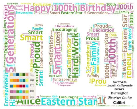 Pin By Mainline Designs On 100th Birthday Gifts