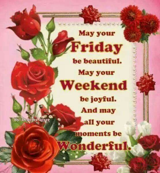 Good Morning Sister And All Have A Beautiful Friday And A Joyful