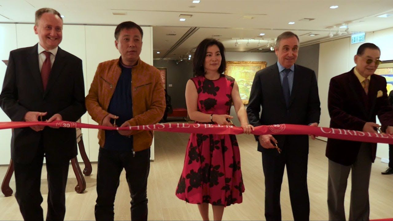 30 years of Christie's in Asia