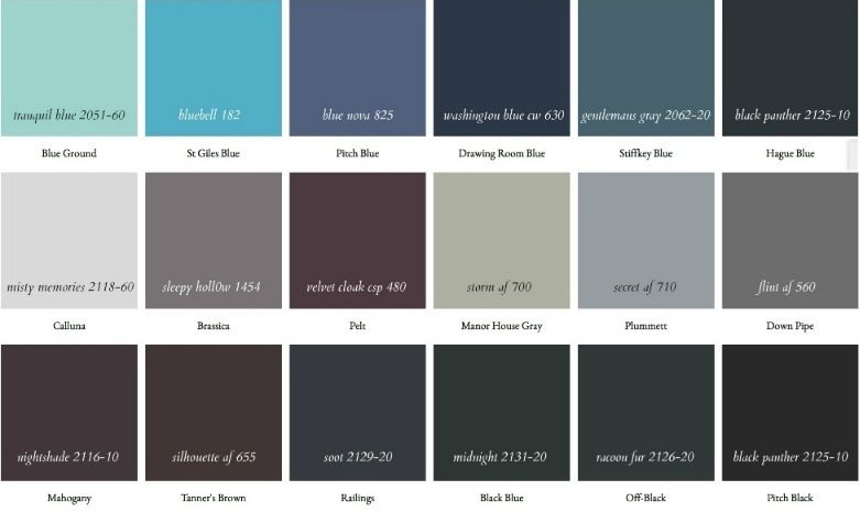 The Best Paint Colors For Dark Bedrooms Best Paint Colors Dark Paint Colors Bedroom Paint Colors