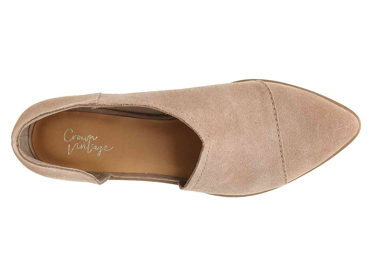 cd33c8ce32c5 Crown Vintage Shay Flat Women's Shoes | DSW | shoes in 2019 | Shoes ...