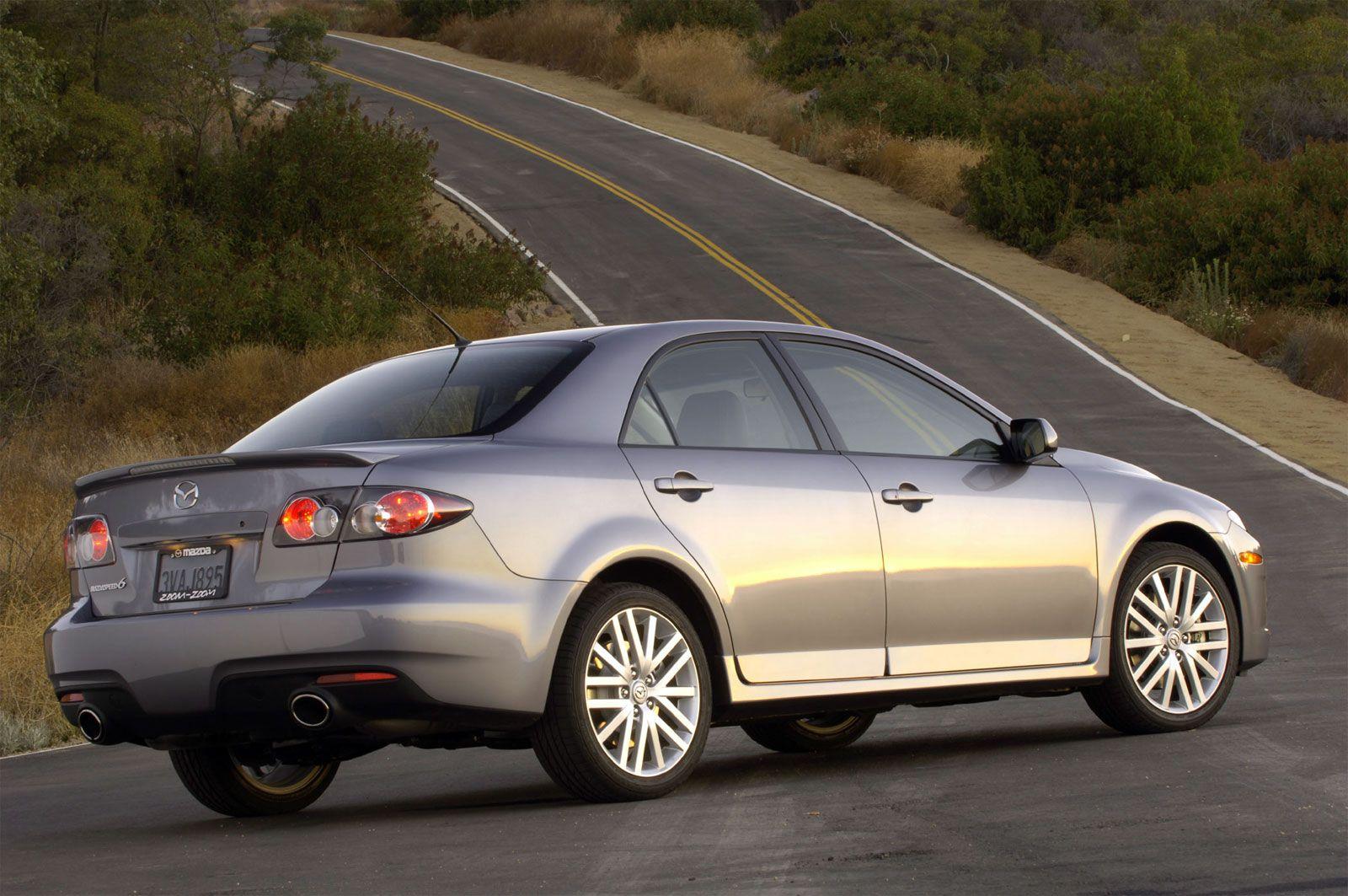 Pin by Syed Ahmed on 20022008 Mazda 6 Mazda 6, Mazda