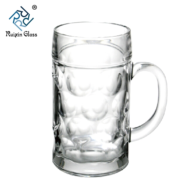 Customize Logo Printable 16oz Unbreakable Beer Glass Glass Cup Glass Beer Mug Cup View Beer Glass Cup Ruixinglass Product Details From Shenzhen Ruixin Glasswa Glass Beer Mugs Beer Glass Cups Beer Glass