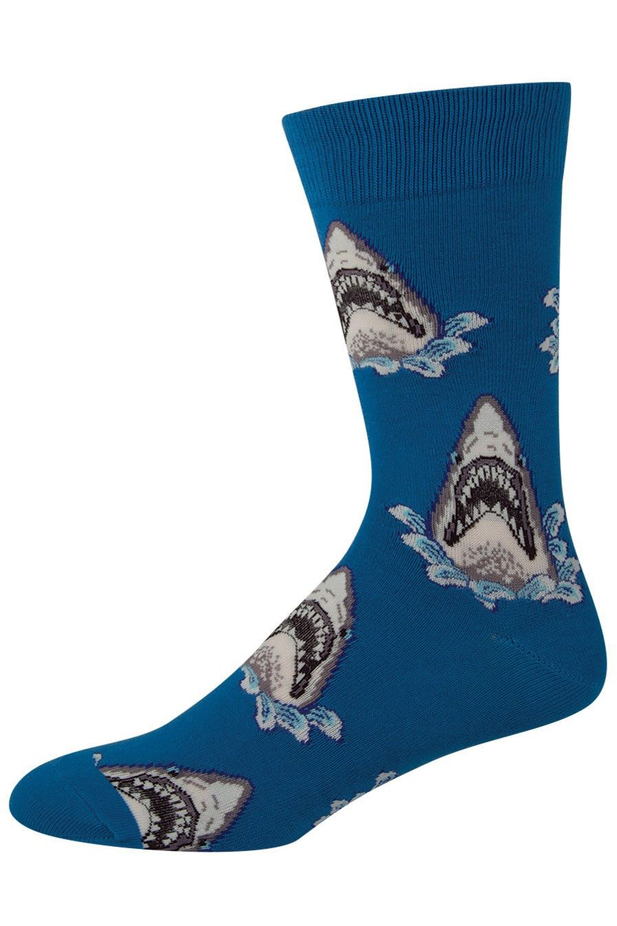 High Quality Cotton Shark// Dolphin Fish Funny Crew Socks For Men// Lady One SIZE