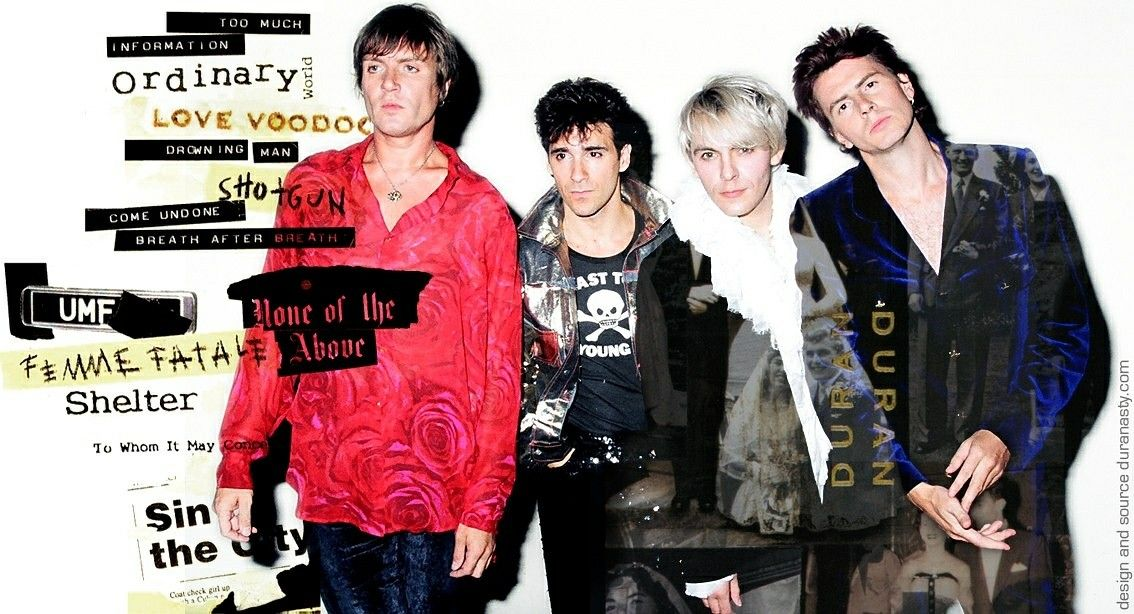 Duran Duran 1993, The Wedding Album | Musica