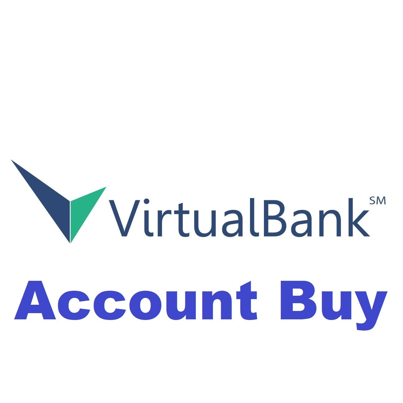 Virtual Bank Account For Paypal Verify or Any Company Verify  You