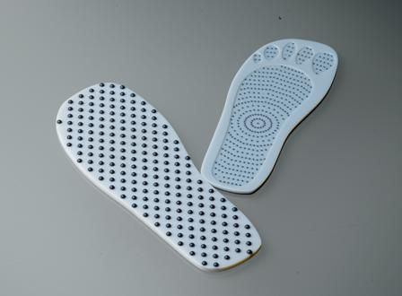 Shoe Insoles Printed By An Objet Connex 3d Printer