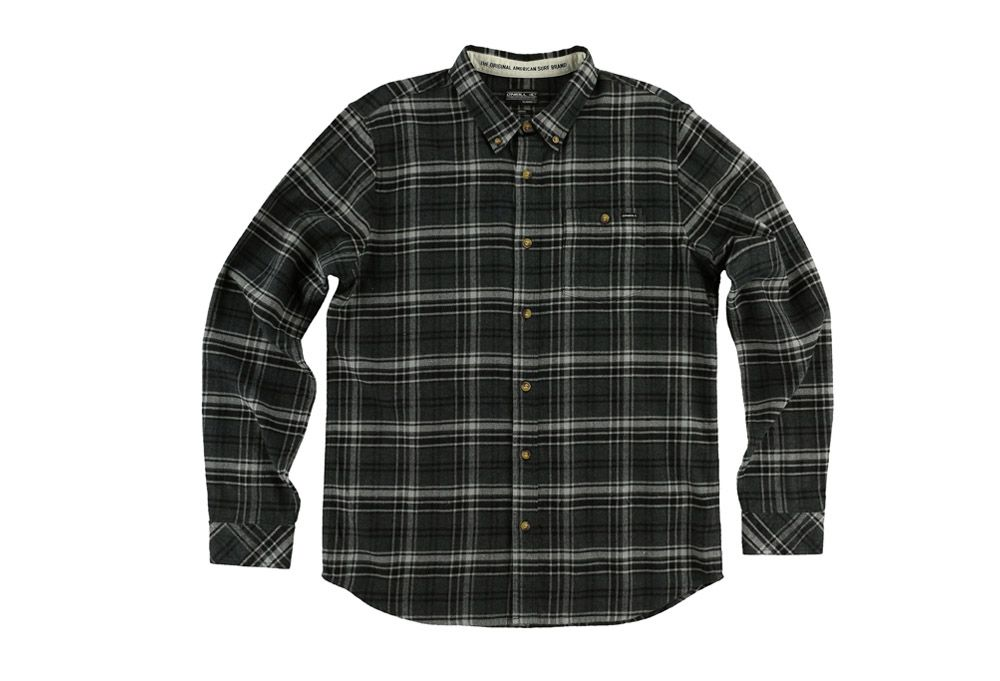 O Neill Redmond Flannel Shirt Men S The Clymb Mens Flannel Shirt Shirts Mens Shirts