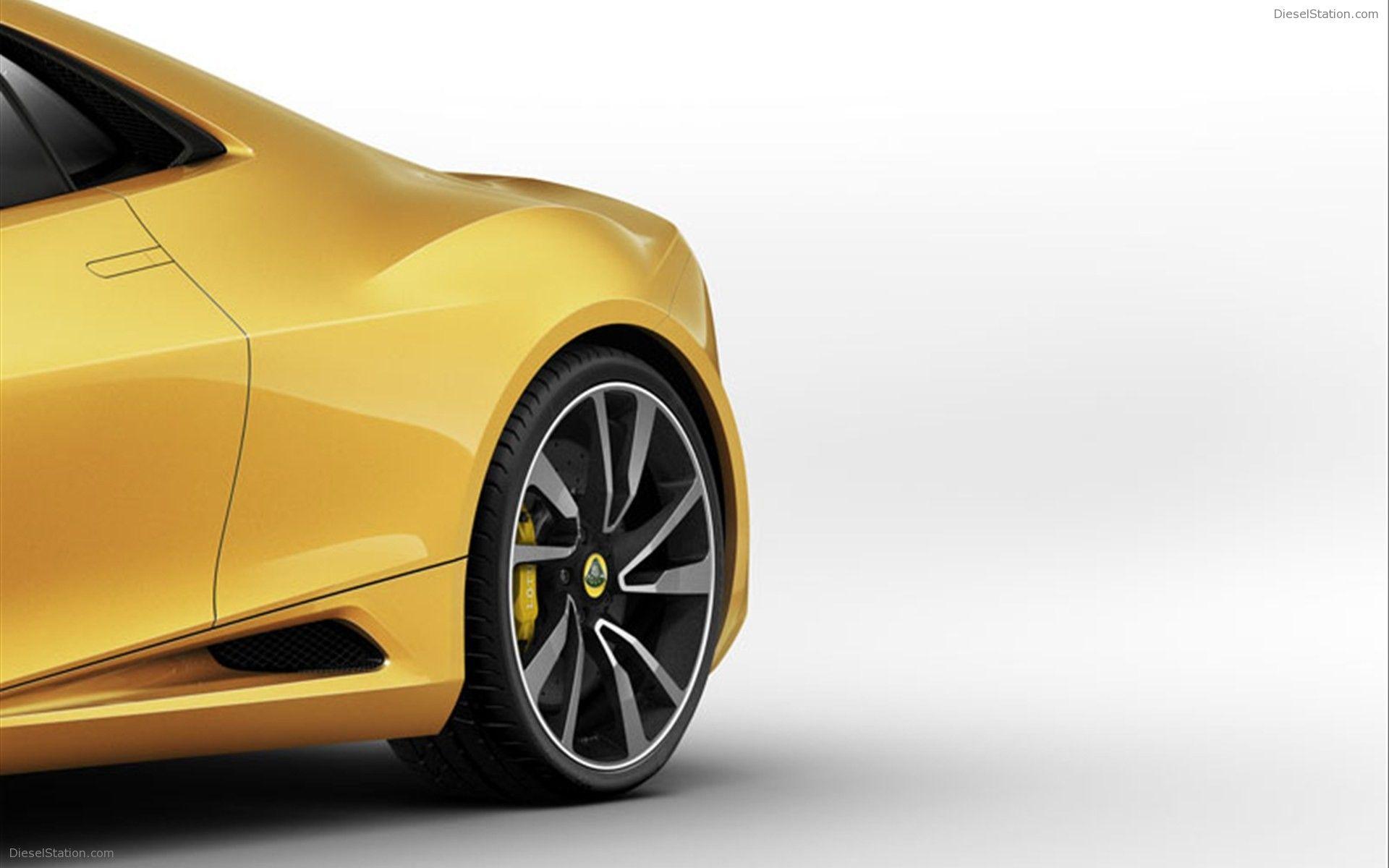 lotus concept cars wallpaperpublic car | wallpapers for desktop