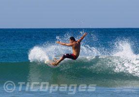 Surf Playa Avellanas Family Vacation Destinations Surfing Surf Maps