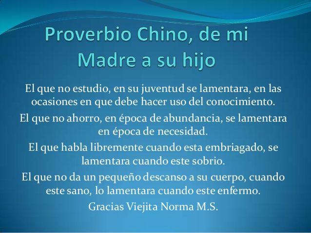 proverbios chinos en espanol   Alfa img - Showing > Proverbios Chinos En Espanol