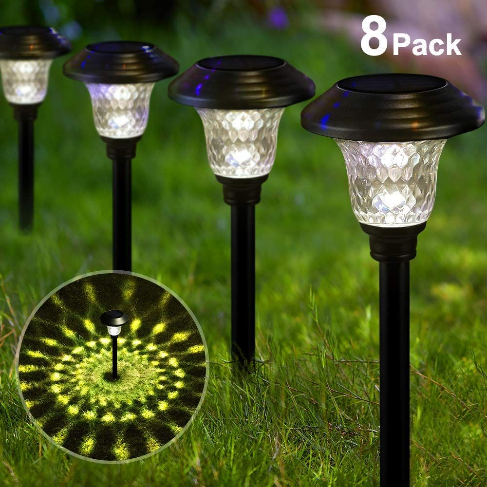 Outdoor Beautiful Led Solar Powered Fairy Landscape Tree Lights These Lights Have Specially Designed In 2020 Solar Lights Led Rope Lights Bright Solar Garden Lights