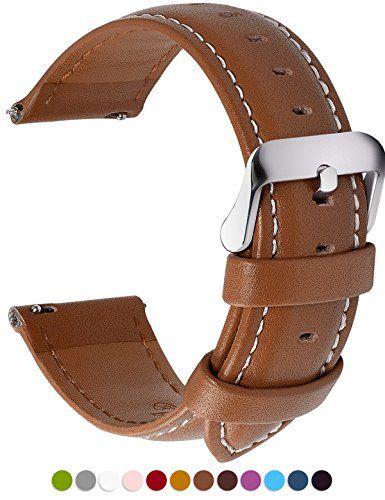 fermoir bracelet cuir montre