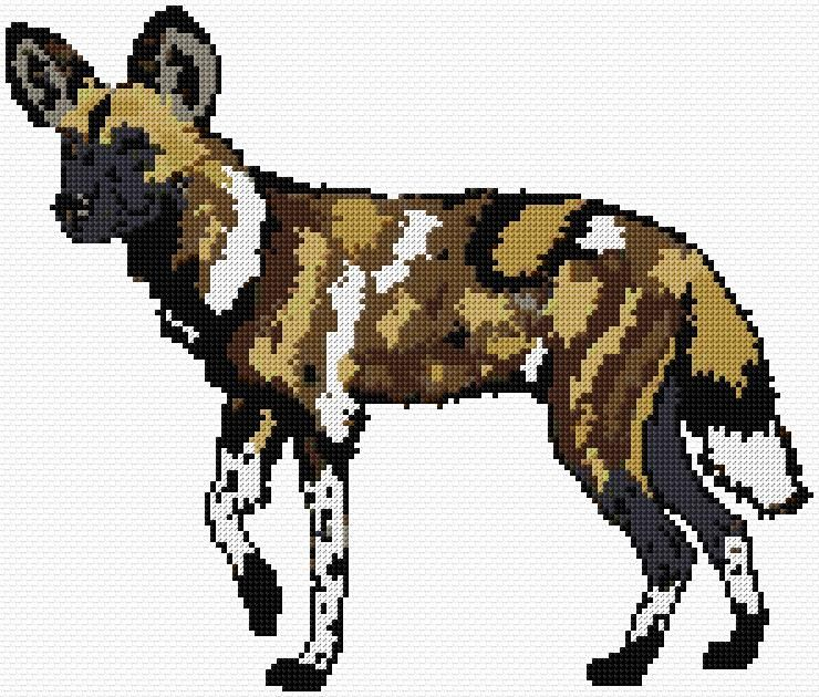 Printable Pictures Of Wild Dogs