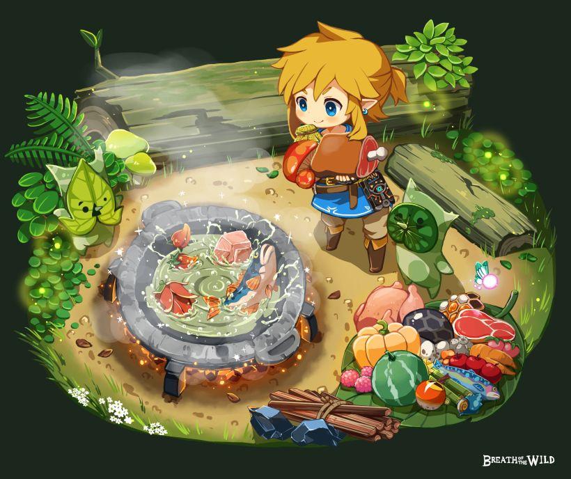 Kawai Wind Waker Zelda The Legend Of Zelda