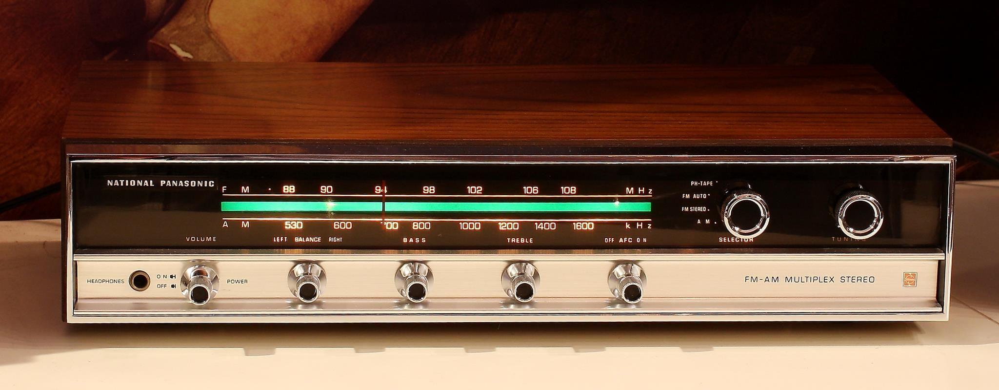 National Panasonic Re 7670b Vintage Technics Stereo Set Vintage Audio Shop 3 Maja 19 Katowice Poland Www Vintageaudio Pl Mobile 4872211 Audio Hifi Audio Hifi