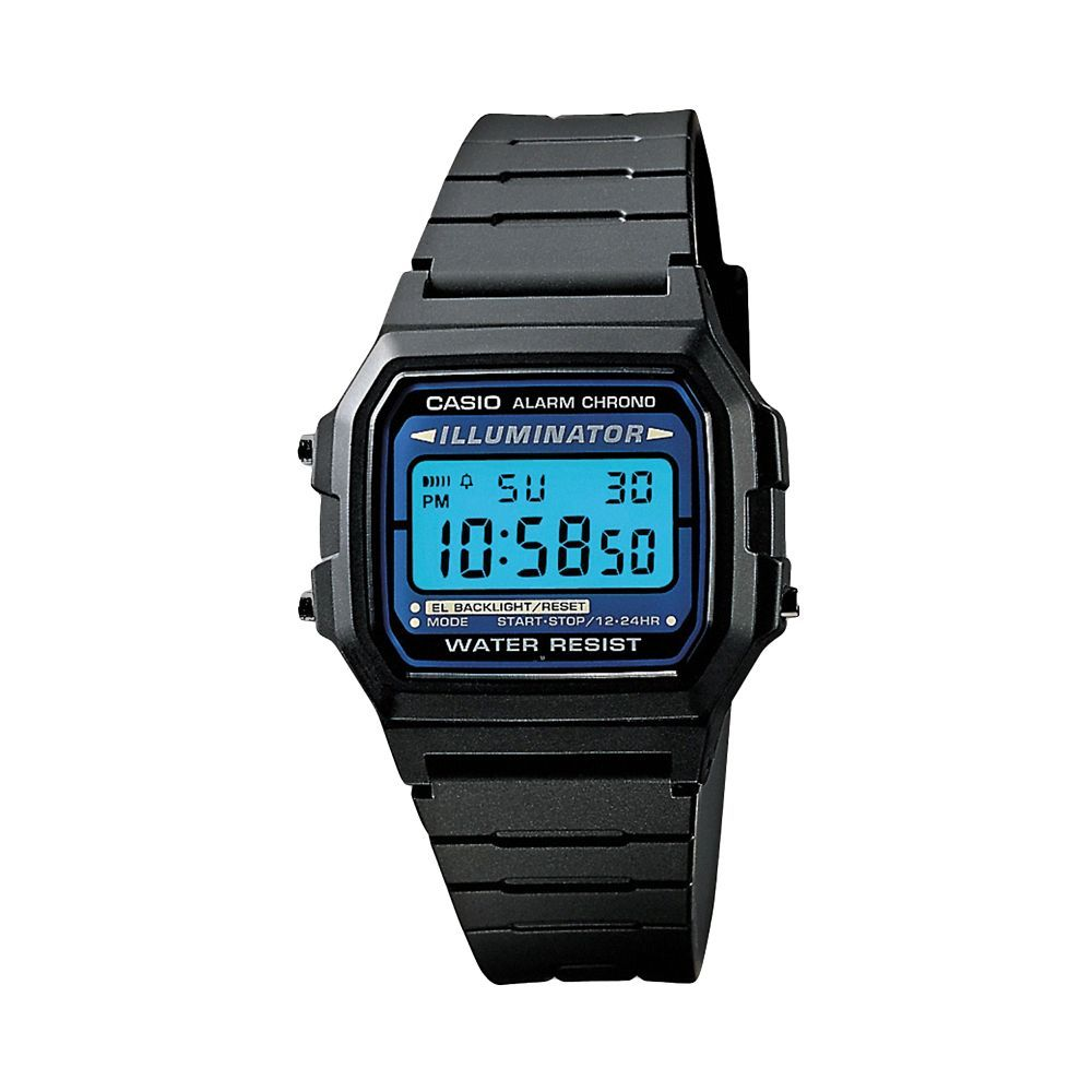Casio Men's Illuminator Digital Chronograph Watch F105W 1A