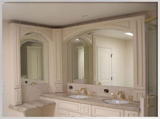 Good Custom Cut Mirrors For Bathroom