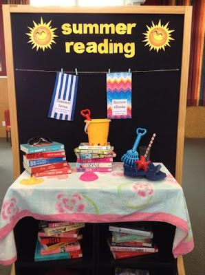 Summer Reading Library Displays Library Book Displays Library