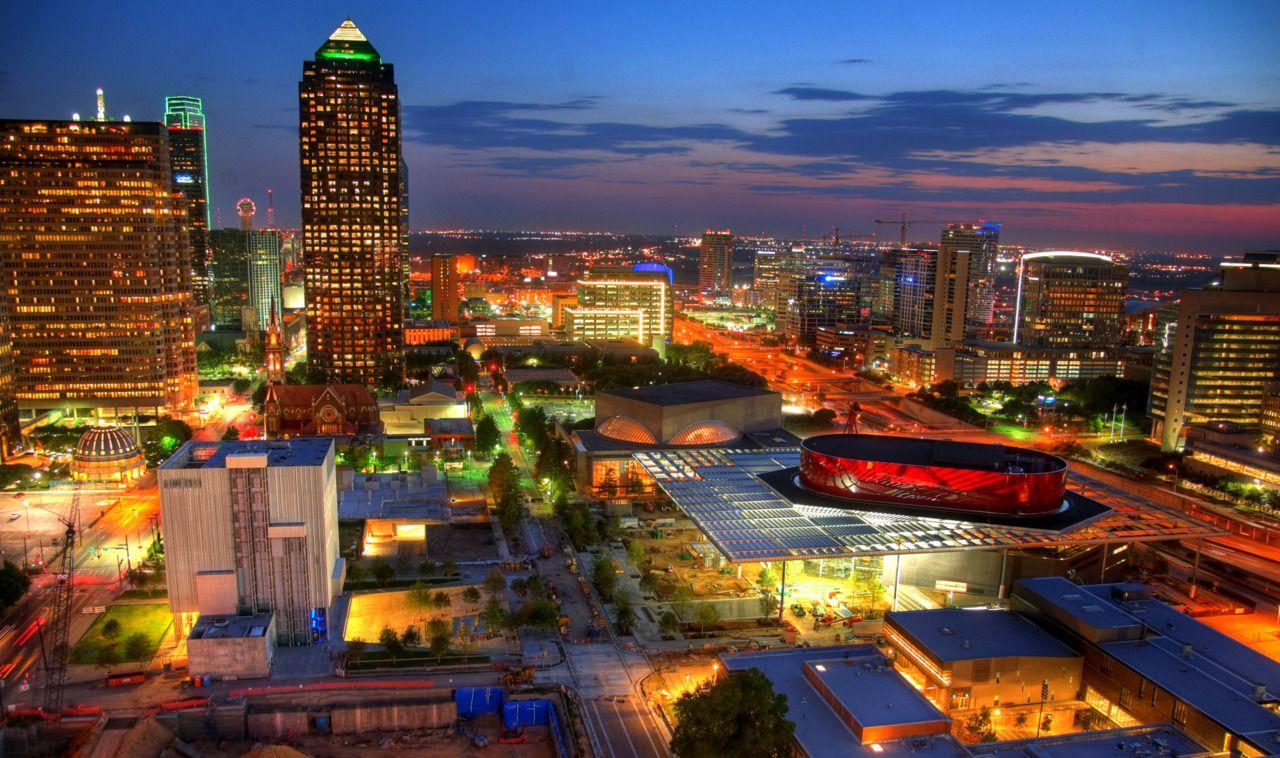 Dallas Arts District | Dallas - Fort Worth | Pinterest