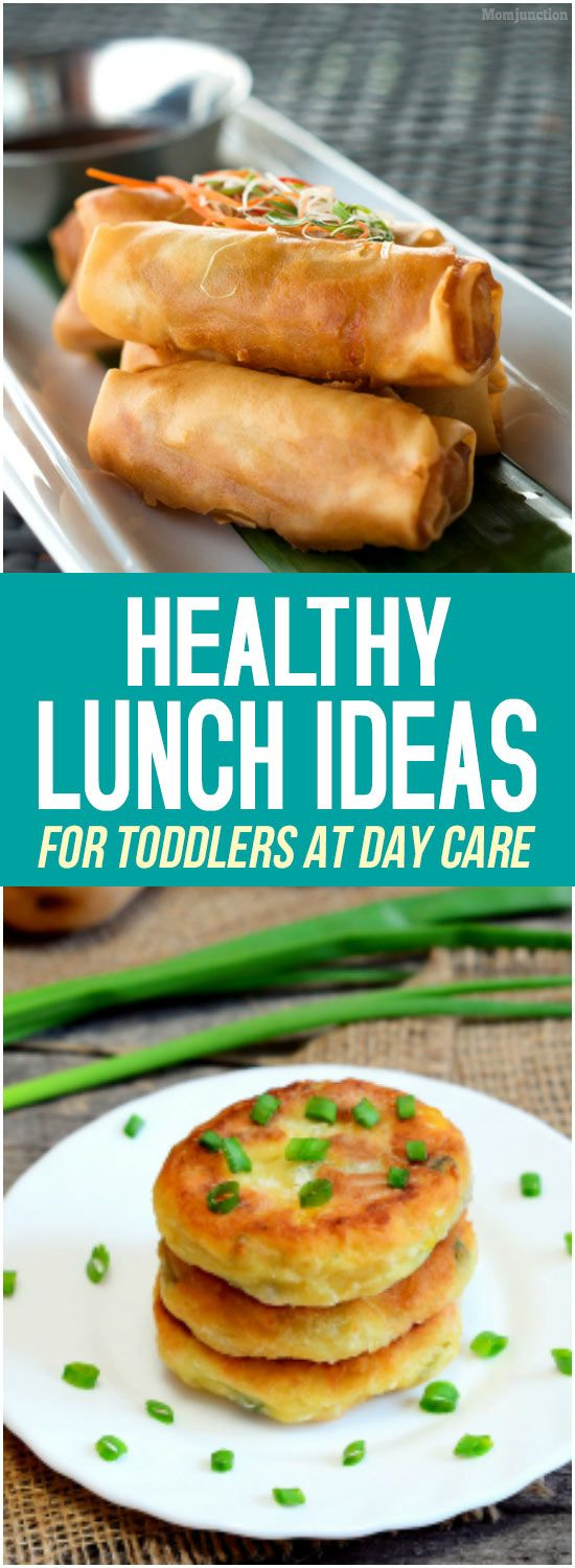 21 Healthy Lunch Ideas For Toddlers At Day Care images