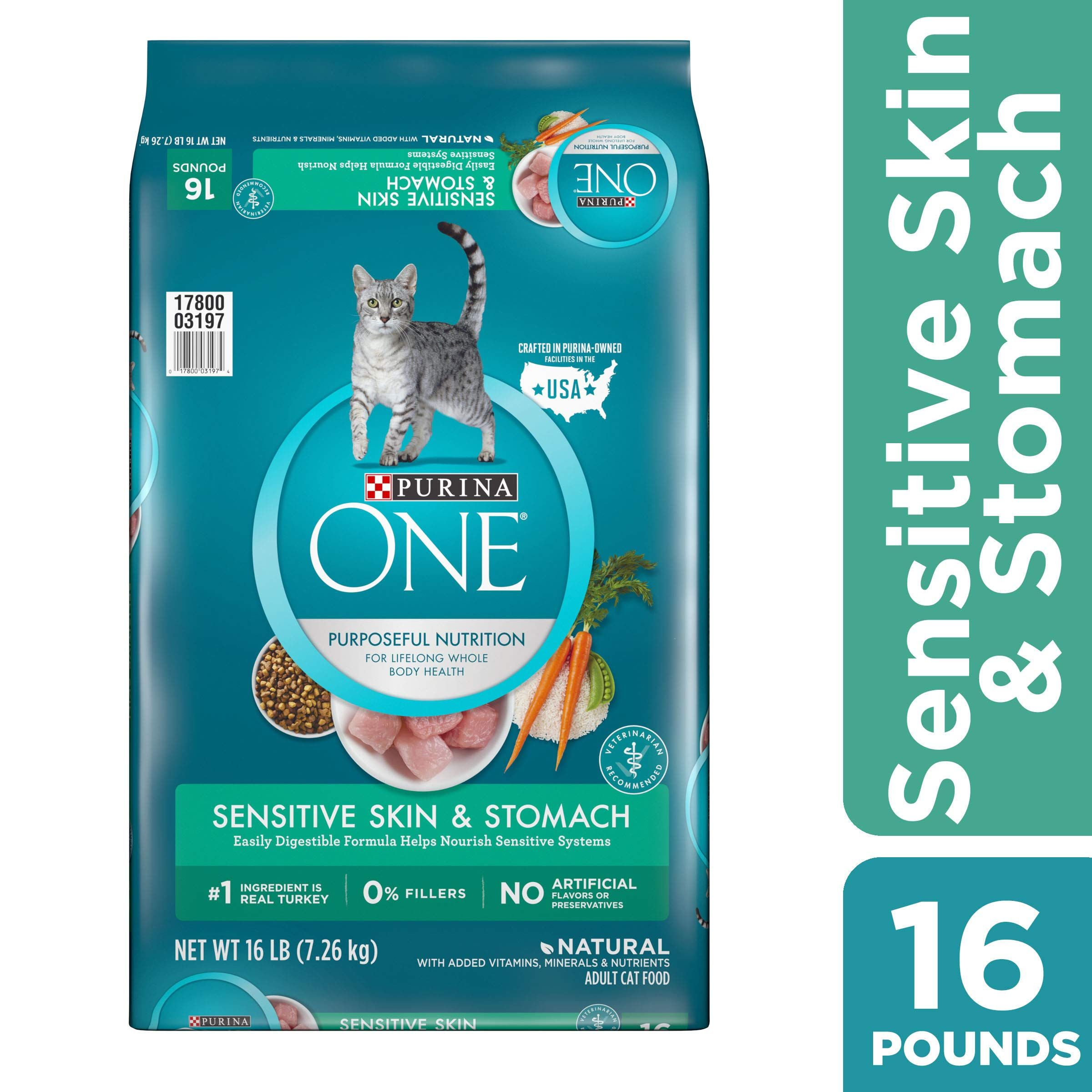 Emotional Support Cats In 2020 Dry Cat Food Sensitive Stomach Cat Food