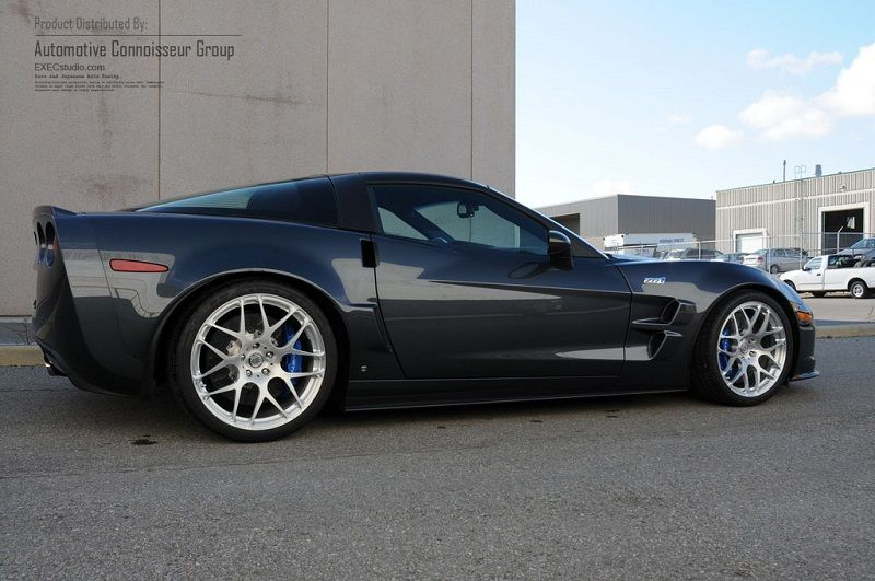 Hre Custom Forged Wheels For Chevrolet Corvette C6 Z06 Corvette Chevrolet Corvette Corvette Zr1