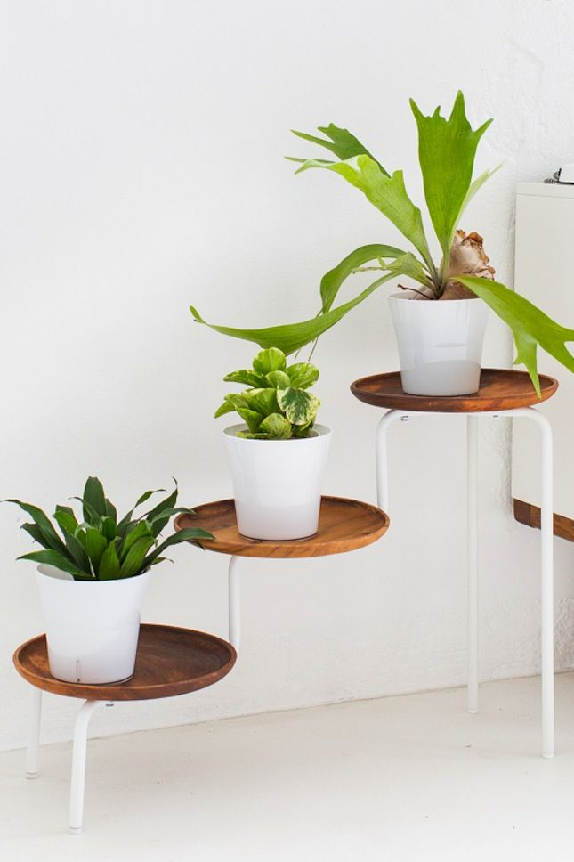 15 Ikea Hacks For The Plants In Your Life Jardines Colgantes