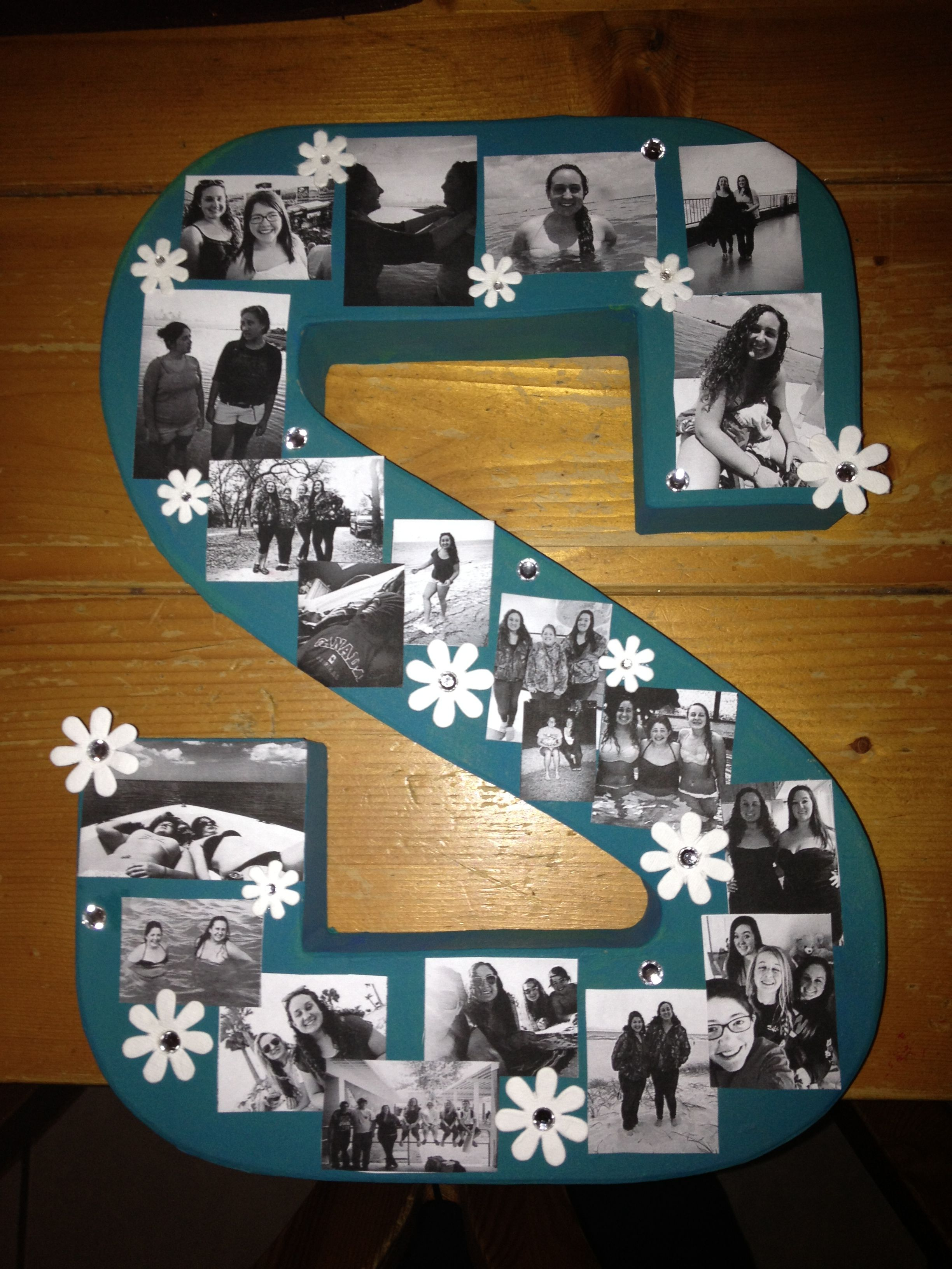 Crafty present for my bestfriend this Christmas ❤