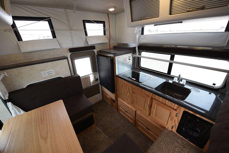 Hallmark Milner Review Camper Interior Truck Camper Shells Camper