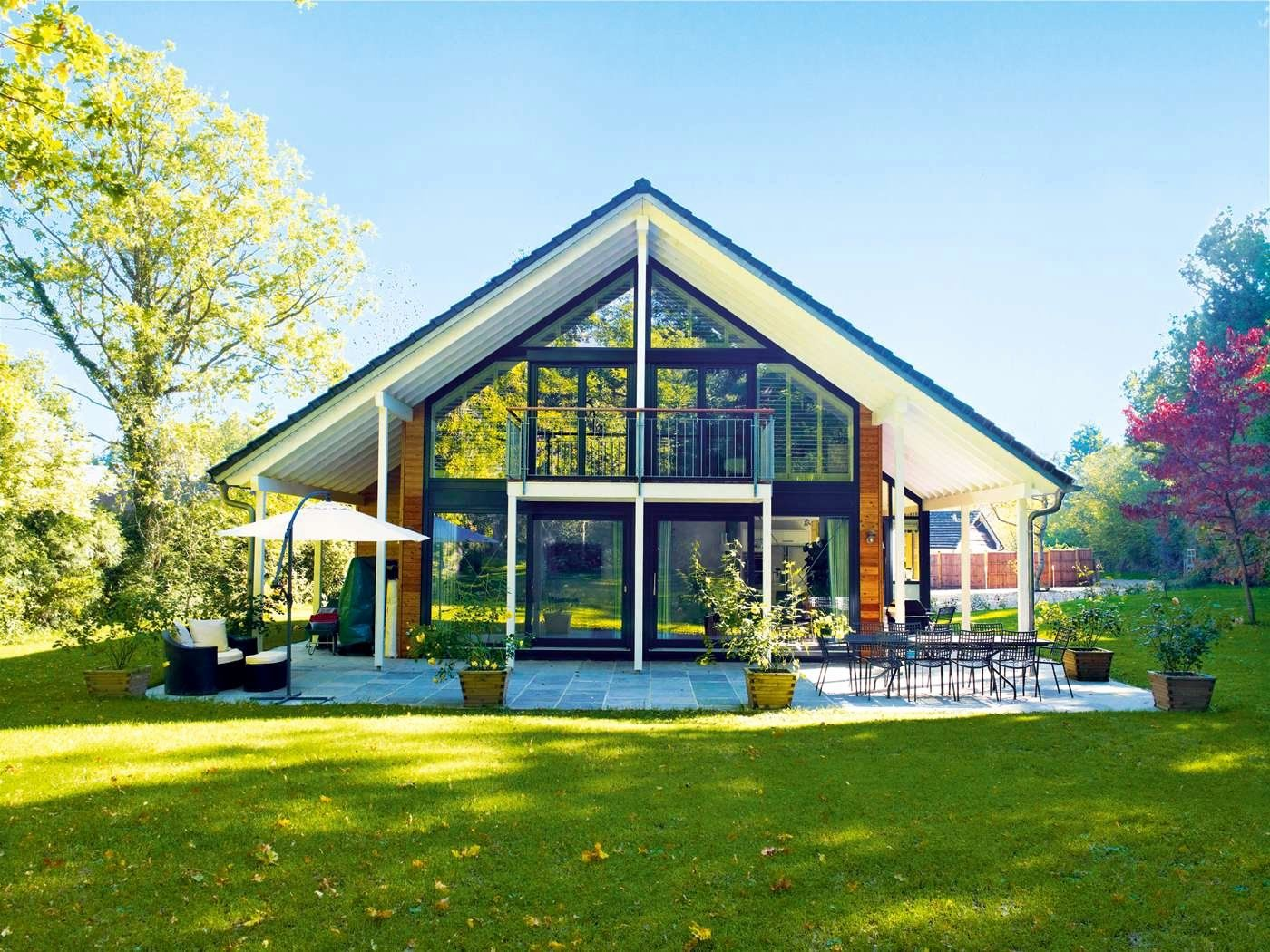 German Style House Plans Awesome A German Package Home In 2020 Building A House House Exterior A Frame House Plans